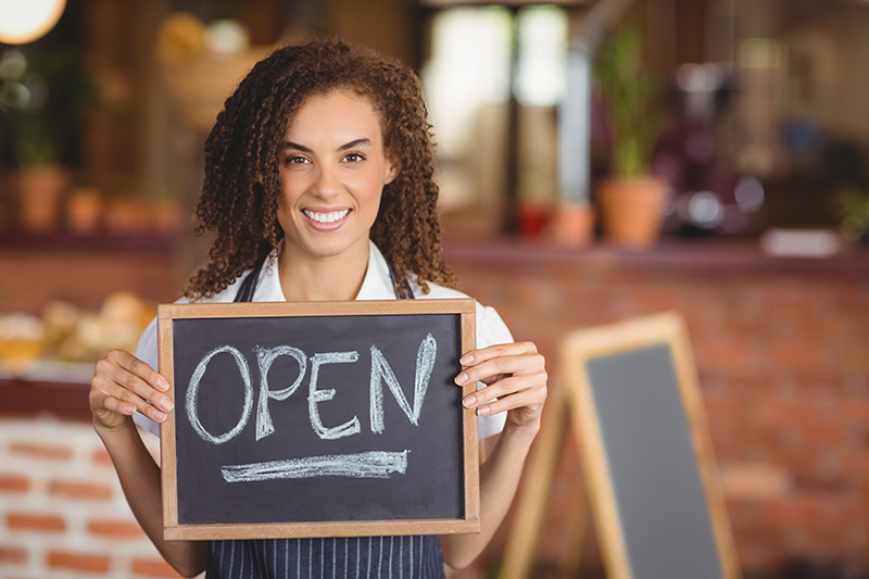Successful Franchise: Open for Business